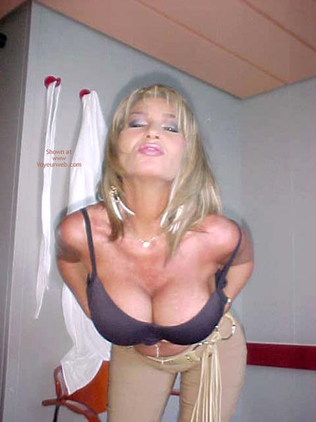 Pic #5 - Bobbi Bahama Mama!