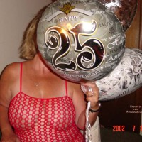 Mature NH Wife Celebrates 25 Years of Bliss