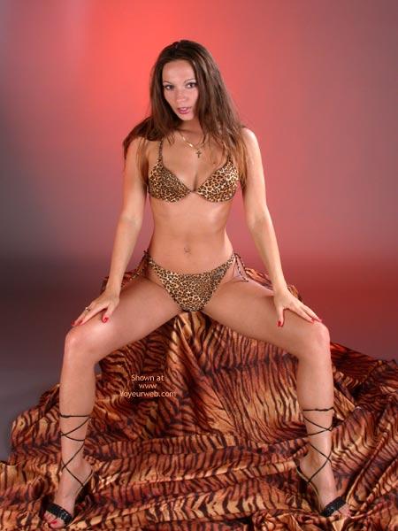 Pic #1 - *Lg Natalie In Tiger Look