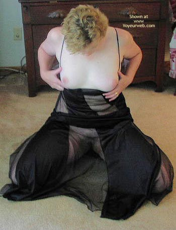 Pic #4 - Unwinding In Lace