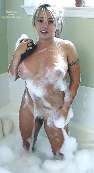Pic #2 - Sammy'S Bath Time
