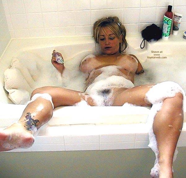 Pic #6 - Sammy'S Bath Time