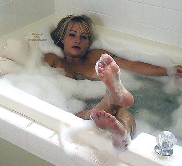 Pic #7 - Sammy'S Bath Time