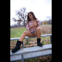 Black Uggs On Sexy Pantieless Girl Flashing Pussy - Flashing Tits, Flashing, Shaved Pussy, Upskirt, Bald Pussy, Hairless Pussy, Pussy Flash, Sexy Girl , Pantyless, Peekaboo Tits, Posed Upskirt, College Cuties, Country Girls, Open Shirt, Outdoor Sitting On Railing, Nature Lover, Sexy Eyes, Plaid Country Shirt