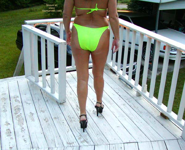 Pic #6 - *Bk Soo Hot -N-Bikini & Heels Outside