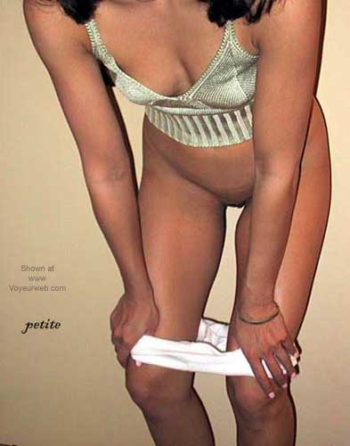 Pic #3 - Petite Panties Off
