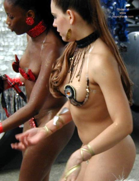 Pic #8 - Carnaval SF, Downblouse 1