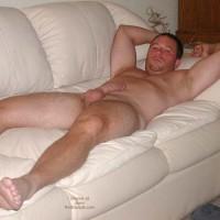 M* Az WildCat Leather Couch