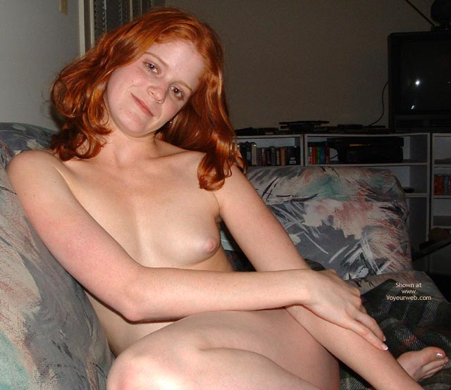 Pic #4 - Sierra On The Couch