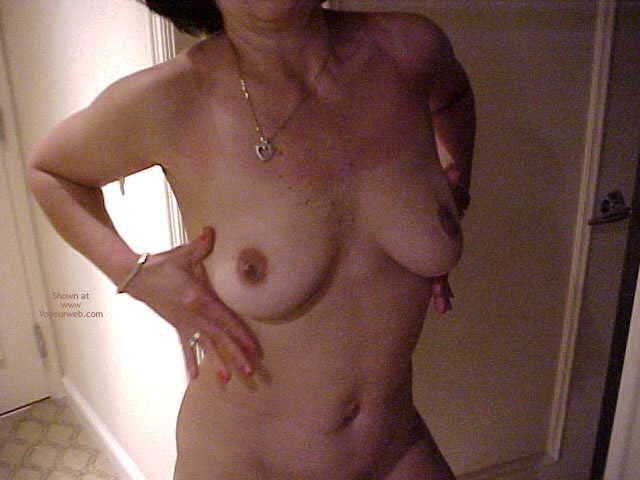 Pic #1 - Wife'S Tits And Pussy