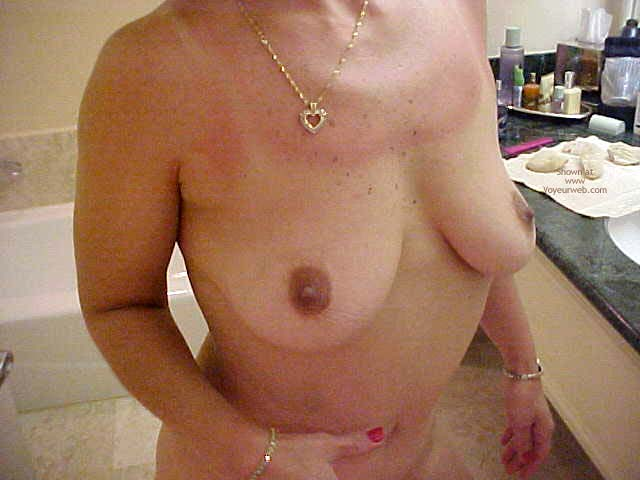 Pic #2 - Wife'S Tits And Pussy