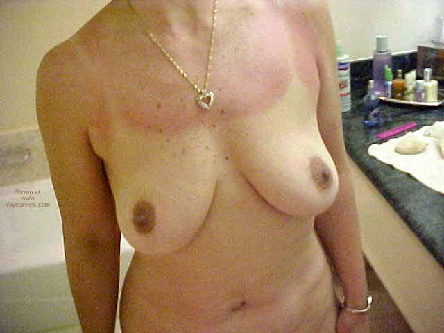 Pic #3 - Wife'S Tits And Pussy