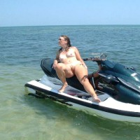 *HS Running Wild on Jetski