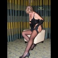 Valentina In Black