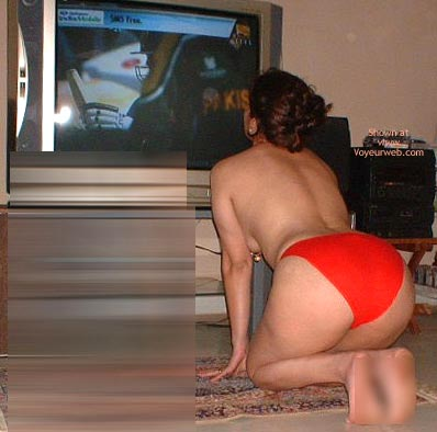 Pic #7 - Sexy Indian Indiebabe In Red Panties