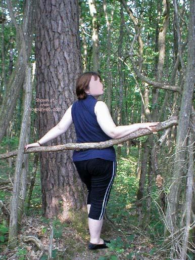 Pic #1 - Suzie In Wood