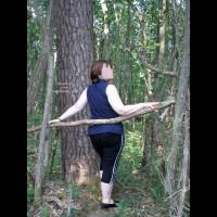 Suzie In Wood
