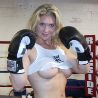MissMuscle in The Ring RC Style