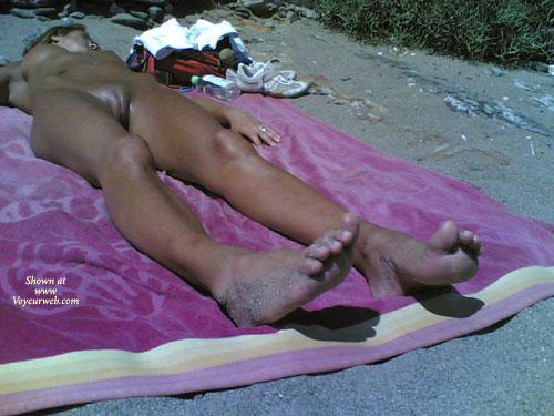 THE NUDIST BEACH - Benalnatura Playa Nudista nude beach