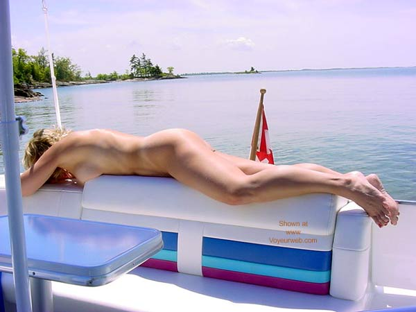 Pic #4 - Daphne Boating And Tanning. Part I