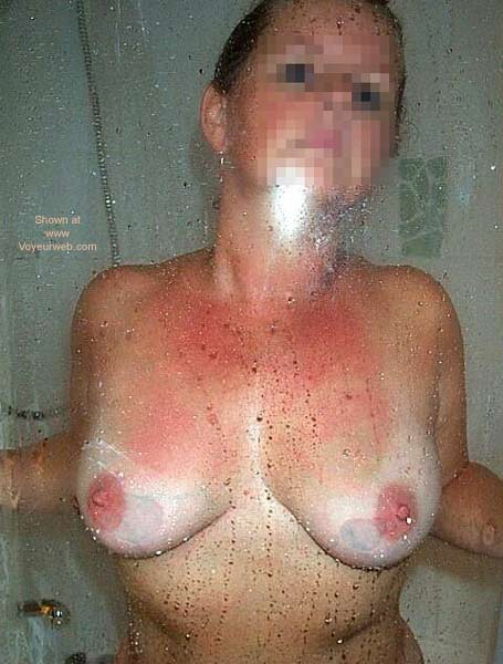 Pic #2 - Nude Wife In Spa Again!