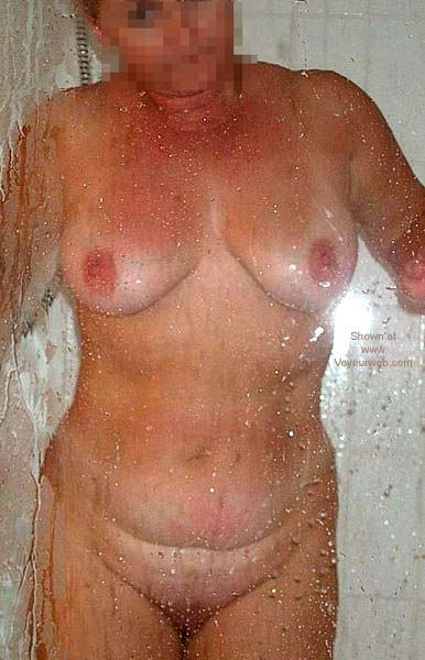 Pic #3 - Nude Wife In Spa Again!