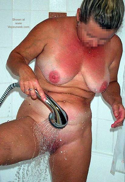 Pic #5 - Nude Wife In Spa Again!