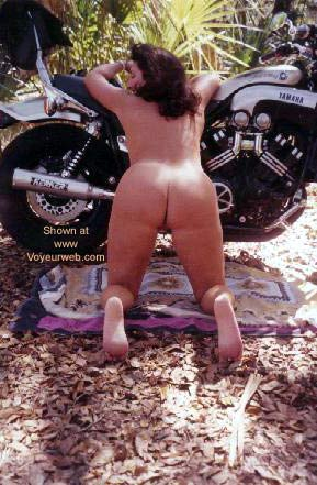 Pic #1 - Wife Loves Motorcycles