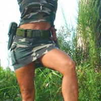GI Jane Looking for AlexEW