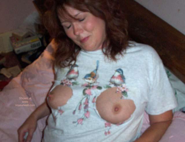 Pic #2 - Bliss, Snip, Snip, See My Nips