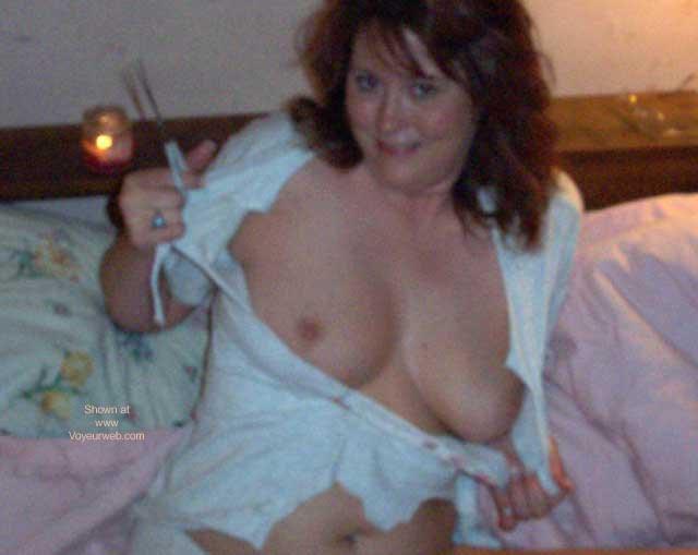 Pic #7 - Bliss, Snip, Snip, See My Nips