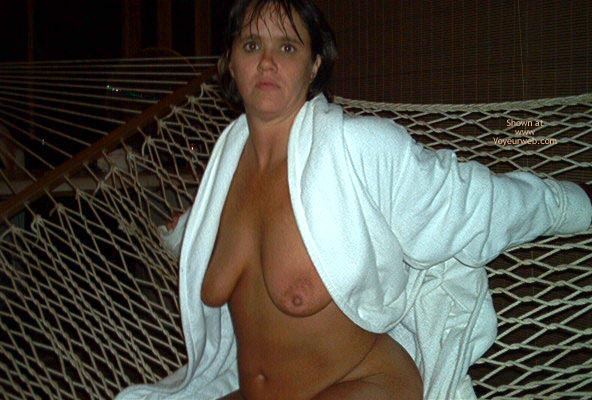 Pic #4 - Tina In Hammock