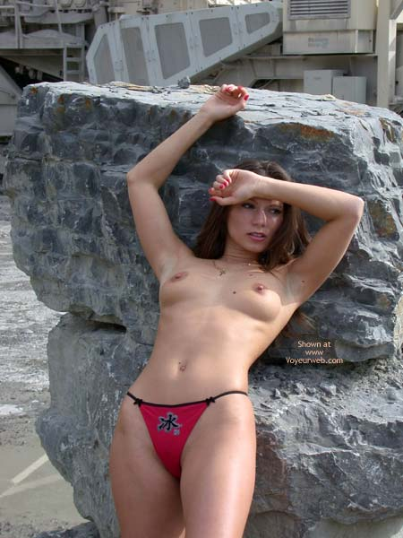 Pic #2 - More Natalie Outdoor