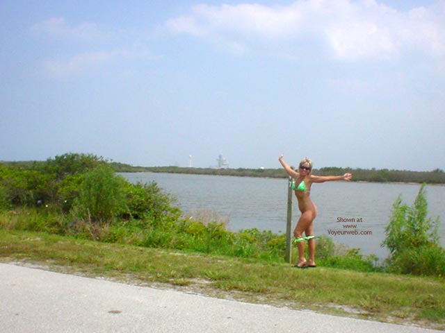 Pic #2 - *Bk Lucious At The Nude Beach