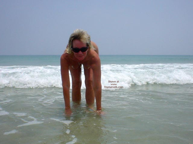 Pic #5 - *Bk Lucious At The Nude Beach
