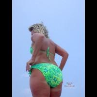 *Bk Lucious At The Nude Beach