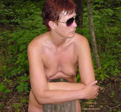 Pic #6 - SweetNips - A Little Lace in The Woods