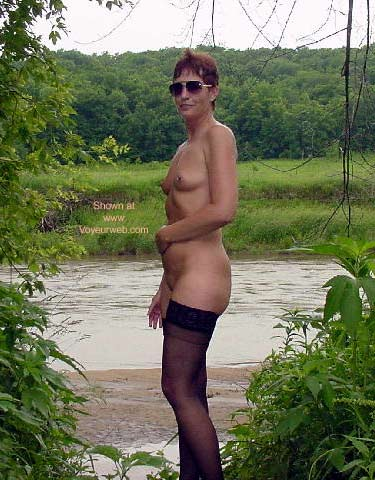 Pic #8 - SweetNips - A Little Lace in The Woods