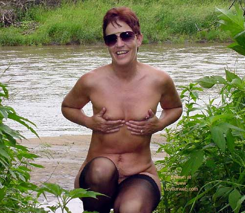 Pic #10 - SweetNips - A Little Lace in The Woods
