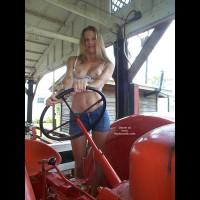 Topless Farm Life