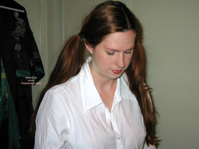Pic #2 - Shy And Innocent Miss Yvonne First Time
