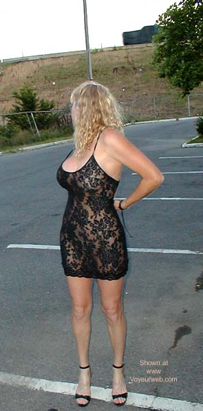Pic #6 - Teri Getting Dressed After Driving Naked 3