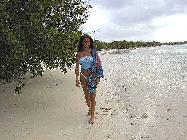 Pic #1 - Vanessa Lonely Beach