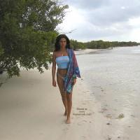 Vanessa Lonely Beach