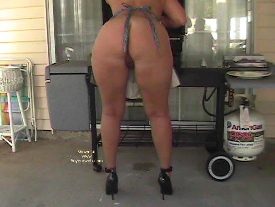 Pic #1 - Cookin Ass