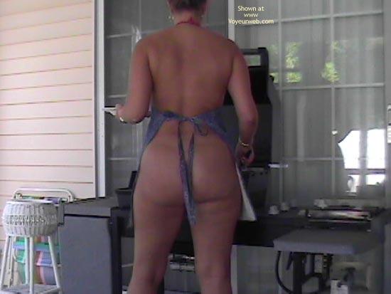 Pic #3 - Cookin Ass