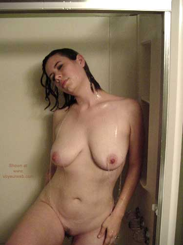 Pic #3 - Showering Alycea
