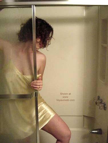 Pic #4 - Showering Alycea