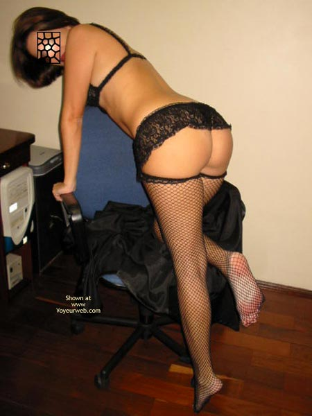 Pic #2 - A Nice Butt?