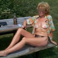 Lynn Out At The Lake